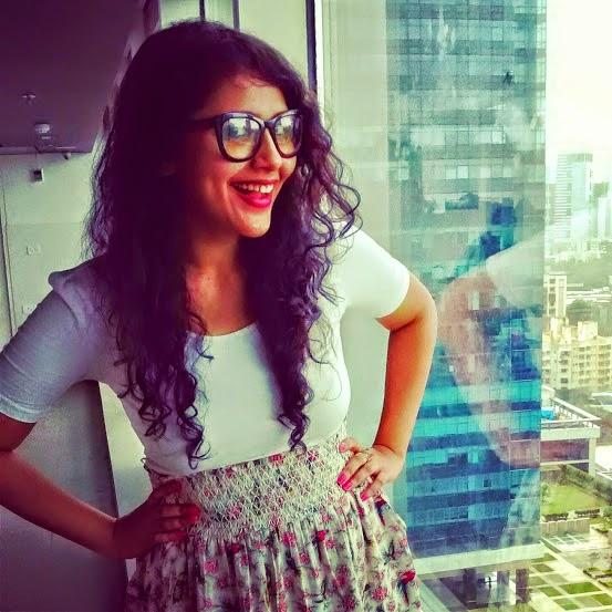 Anusree Menon Musings of A Bombay Girl