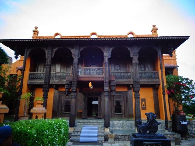 Fort Jadhavgadh Museum