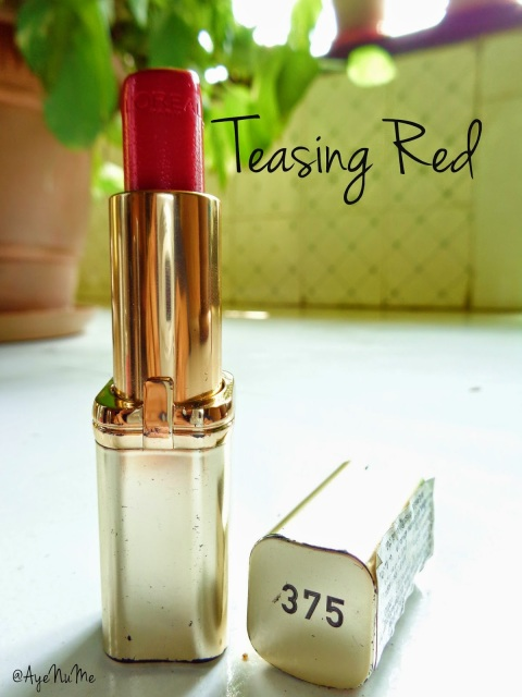 Color Riche LOreal Lipstick