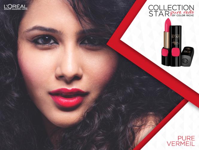 Pure Reds LOreal Paris Lipstick