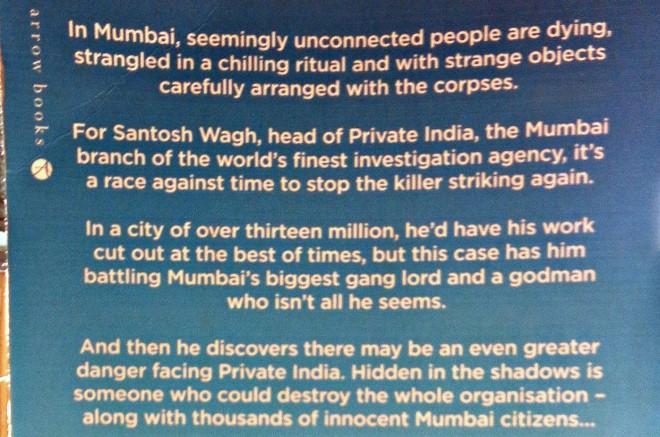 Book Summary ~ Private India