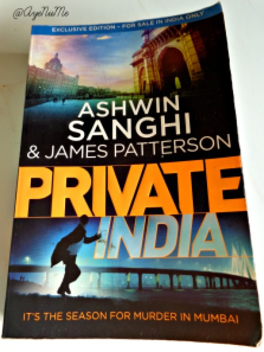Ashwin Sanghi Private India James Patterson