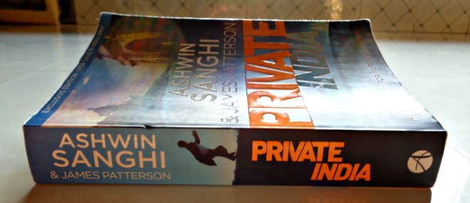 Ashwin Sanghi Private India