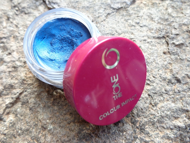 Colour Impact Blue Indigo