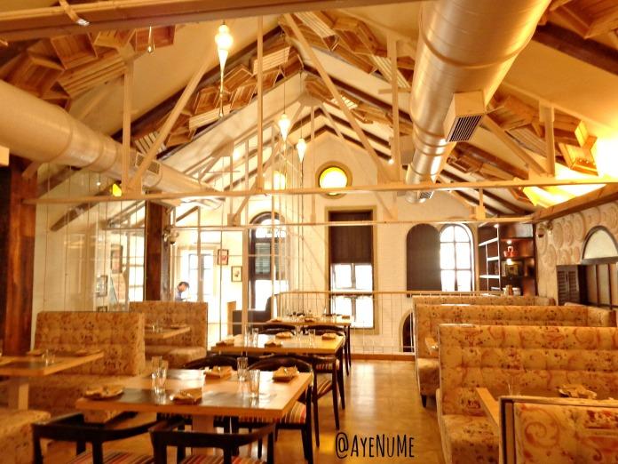 Ithaka Mumbai Lebanese Restaurant