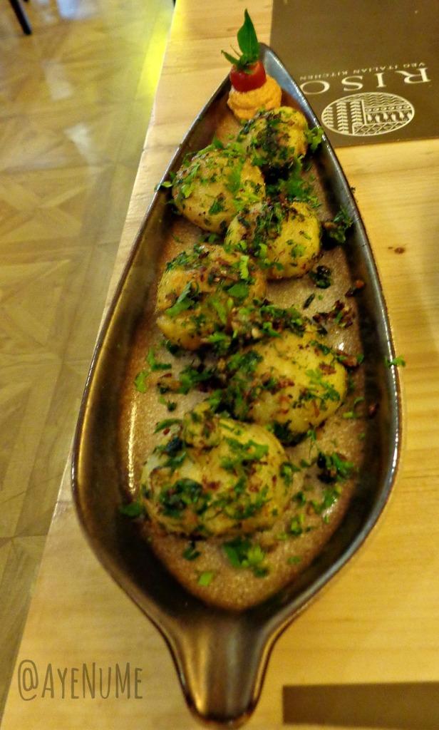 Turkish Baked Potato