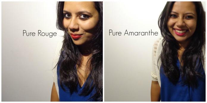 Pure Rouge V/s Pure Amaranthe