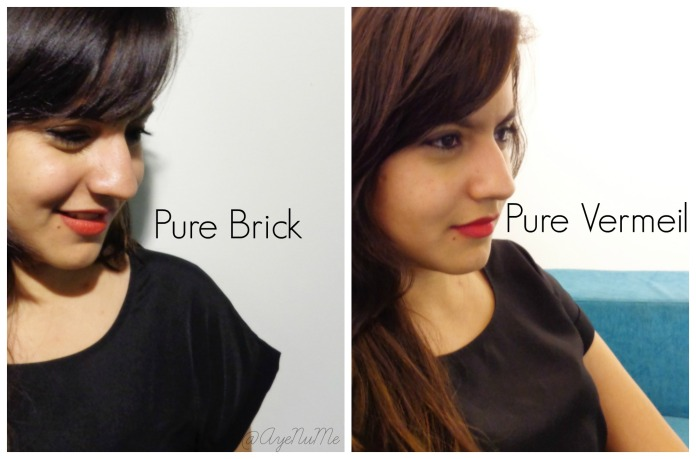 Pure Brick, Pure Vermeil