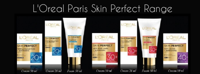 LOreal Paris skin care