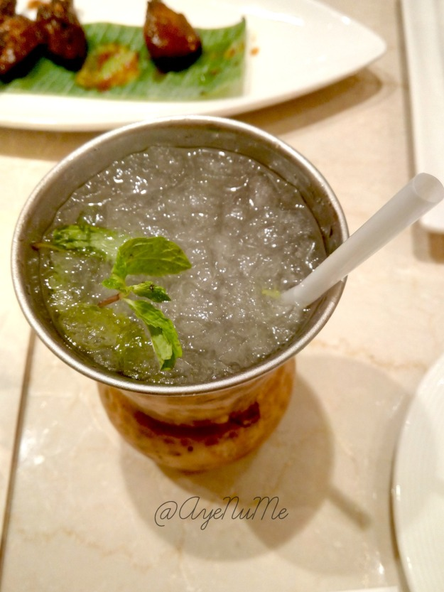 Bacardi Rum Julep ~ The Traditional Mint Julep with a twist. Bourbon replaced with Rum