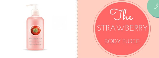 Strawberry Body Puree