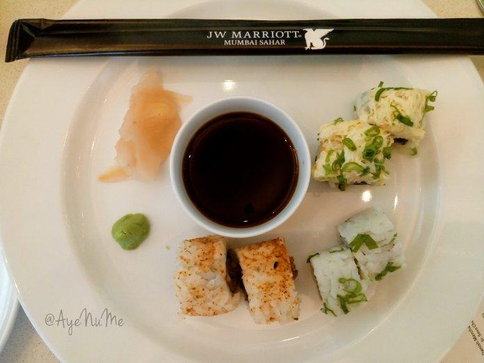 Best Sushi in Mumbai