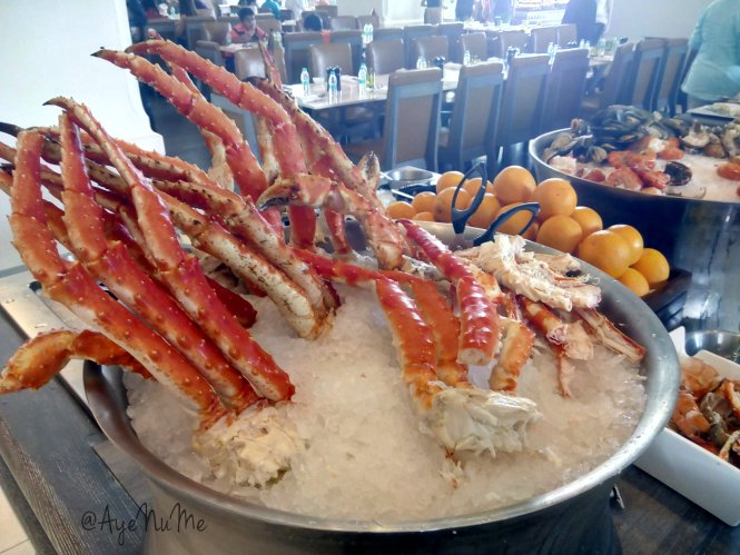 Alaskan Crabs in Mumbai