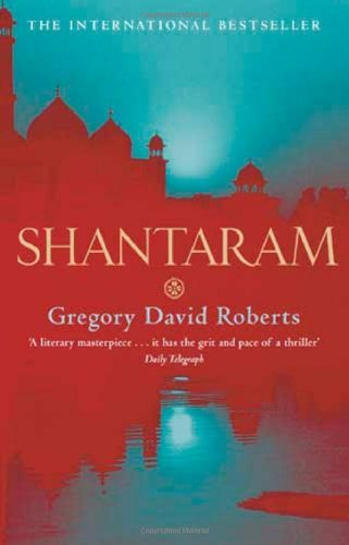 shantaram best book blogger in mumbai